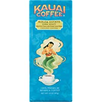 Kauai Coffee Koloa Estate Dark Roast Ground (10 Ounce)