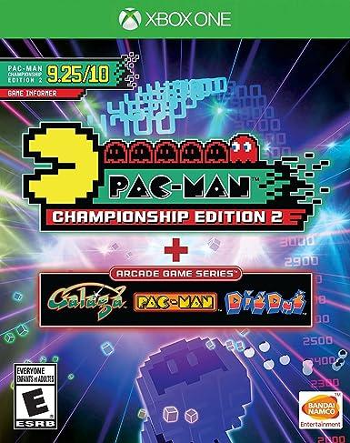 Pac-Man Championship Edition 2 - [Importación USA]: Amazon.es: Videojuegos