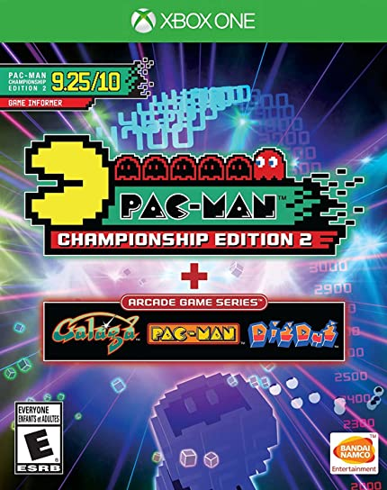 Amazon com: Pac-Man Championship Edition 2 + Arcade Game