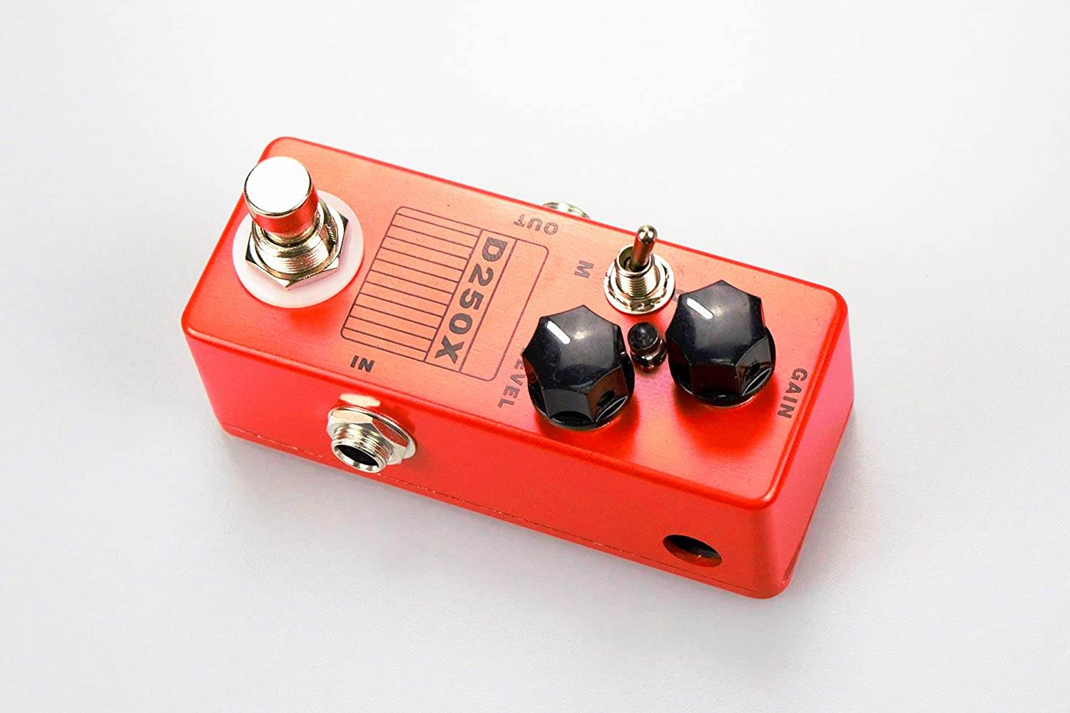 Mosky DO250X Electric Guitar Effect Pedals Based on DOD 250 Preamp Overdrive