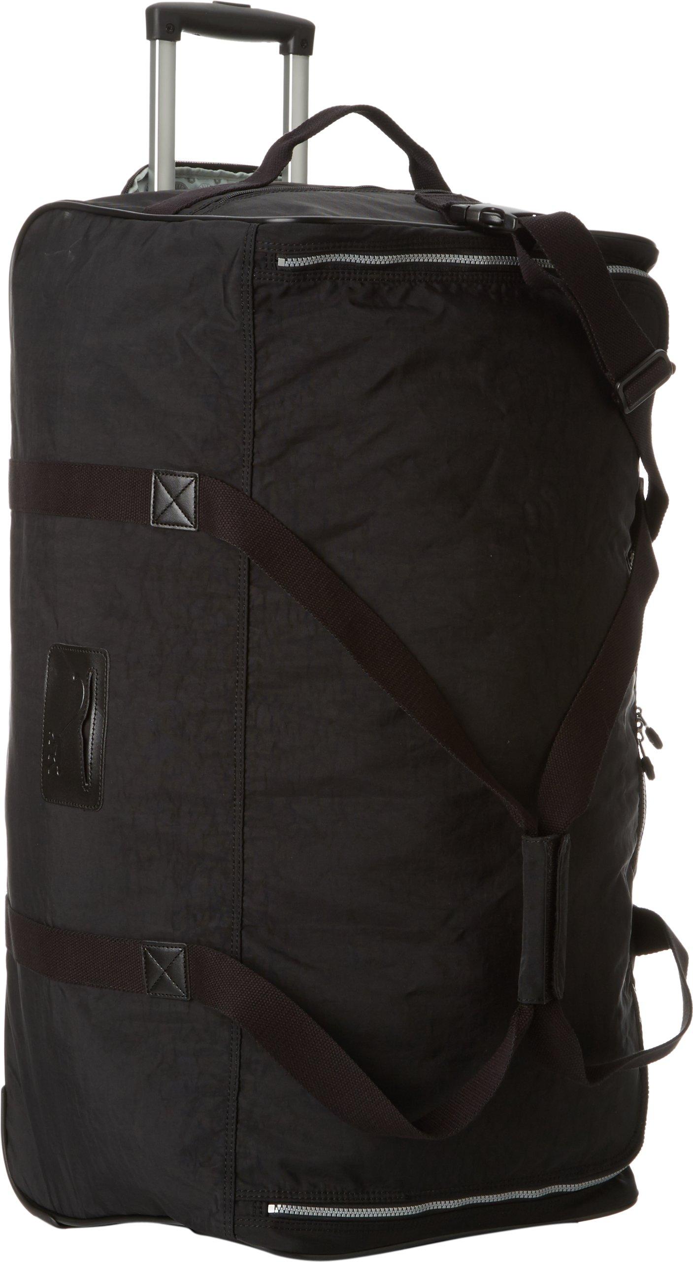 Kipling Darcey Solid Large Wheeled Luggage , Black, One Size