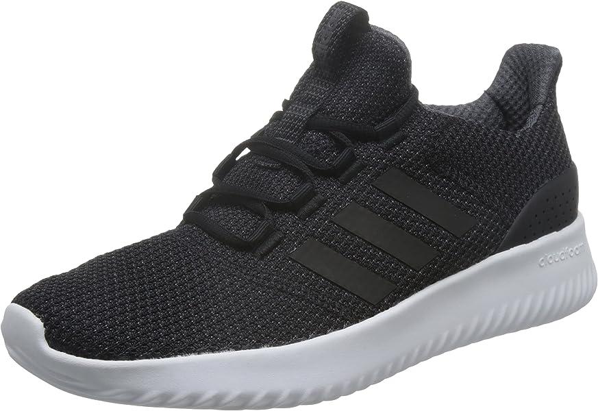 Schuhe Sneaker Sportschuhe Adidas schwarz Cloudfoam Gr.39