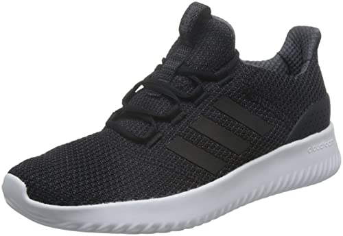 Mens Cloudfoam Ultimate Fitness Shoes, Grey, 7 1/2 UK adidas