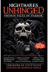 Nightmares Unhinged: Twenty Tales of Terror Kindle Edition