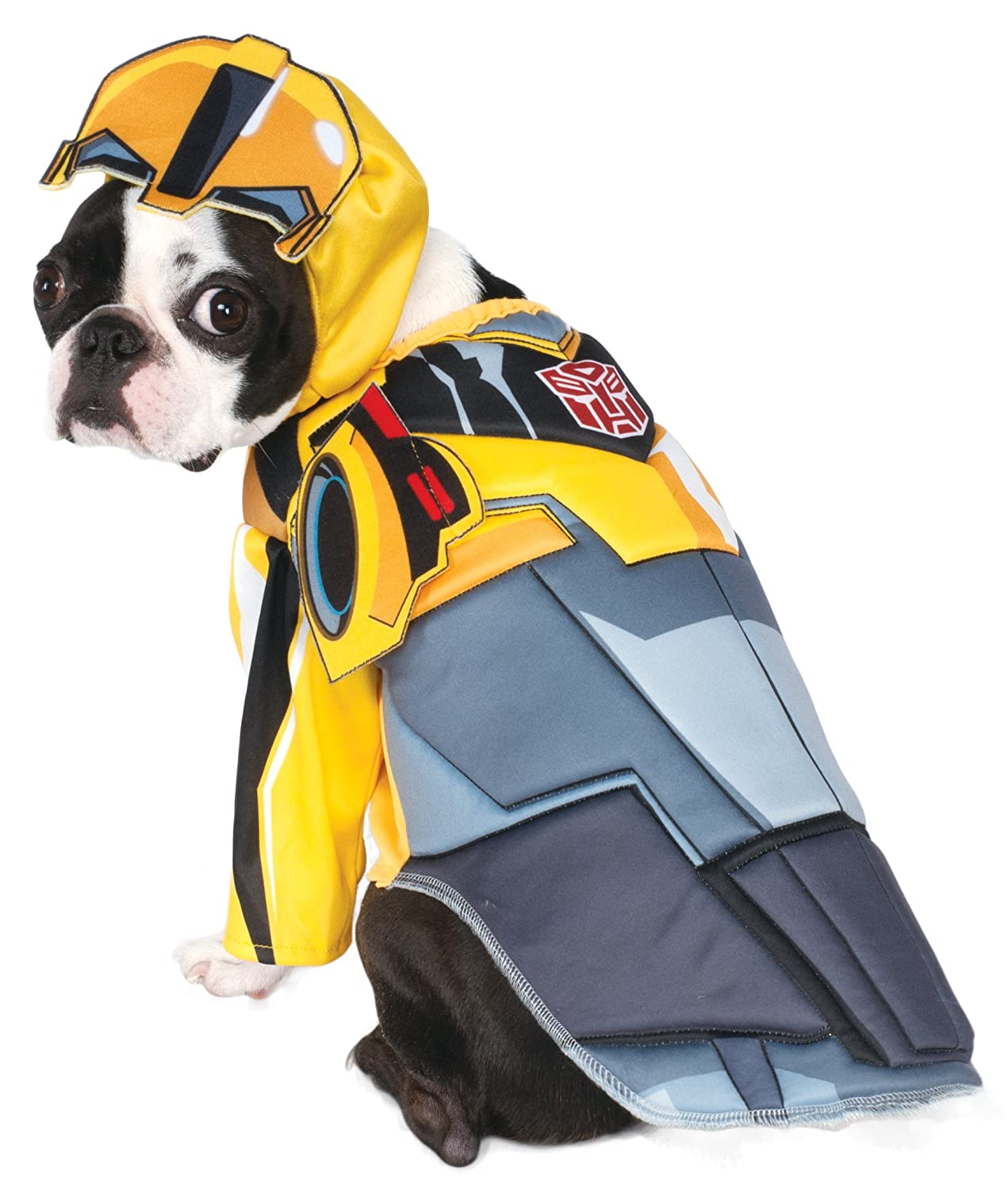Extra-Large Rubie's Transformers Bumble Bee Deluxe Pet Costume, X-Large