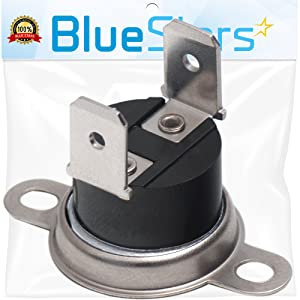 134120900 Dryer Thermal Fuse Replacement Part by Blue Stars- Exact Fit for Frigidaire Electrolux Dryer- Replaces 146062-000 1489053 3205659