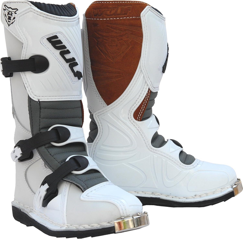 Wulf Cub LA Junior Motocross Boots