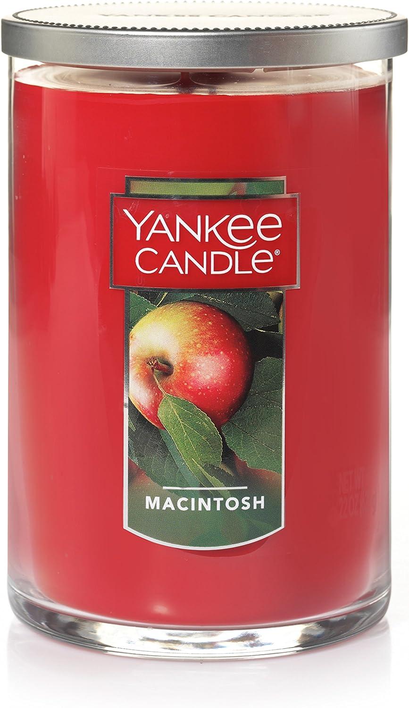 Yankee Candle Large 2-Wick Tumbler Candle, Macintosh