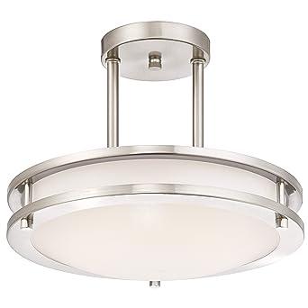 Westinghouse 64009 Lámpara de Techo de 30 cm para Interiores ...