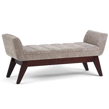 Astonishing Amazon Com Simpli Home Axcot 272 Dg Langdon 56 Inch Wide Unemploymentrelief Wooden Chair Designs For Living Room Unemploymentrelieforg