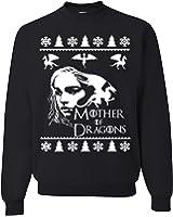 Mother Of Dragons Ugly Christmas Sweater Unisex Sweatshirt