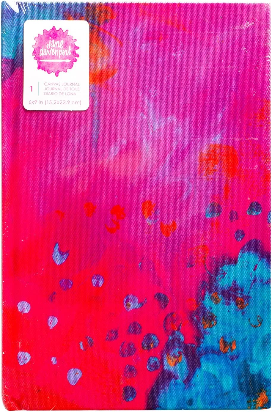 Jane Davenport Toile Journal de 22,9/x 15,2/cm