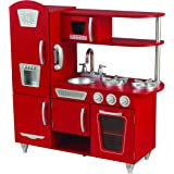 Red Retro Kitchen