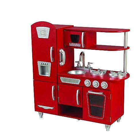 Kidkraft 53173 Cucina Giocattolo in Legno per Bambini Vintage con ...