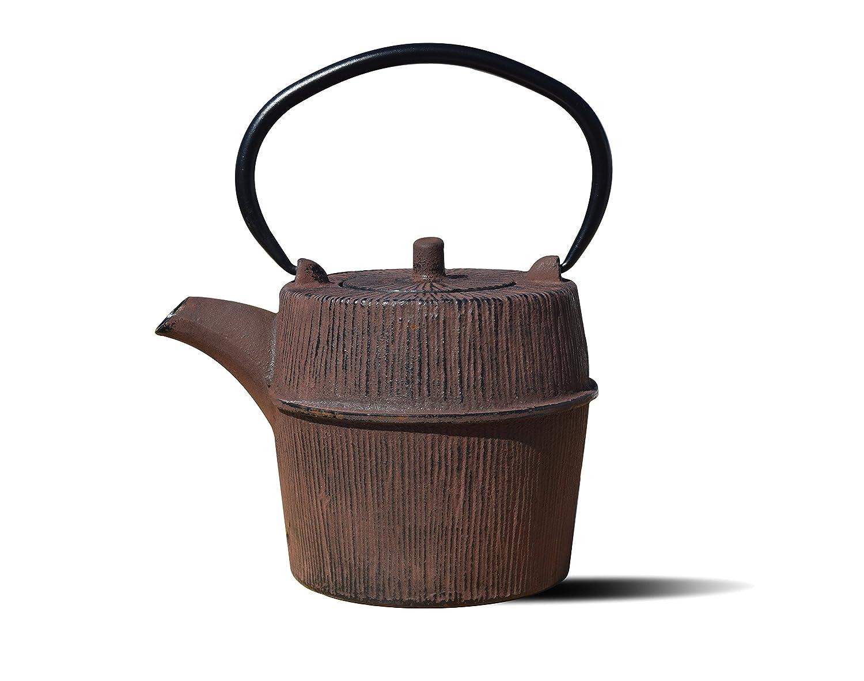 Woodland Brown 26 oz Old Dutch International Shinrin Cast Iron