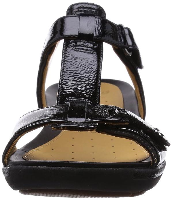 086fcaee3ce3 Clarks Women s Un Voshell Elegant Sandals  Amazon.co.uk  Shoes   Bags