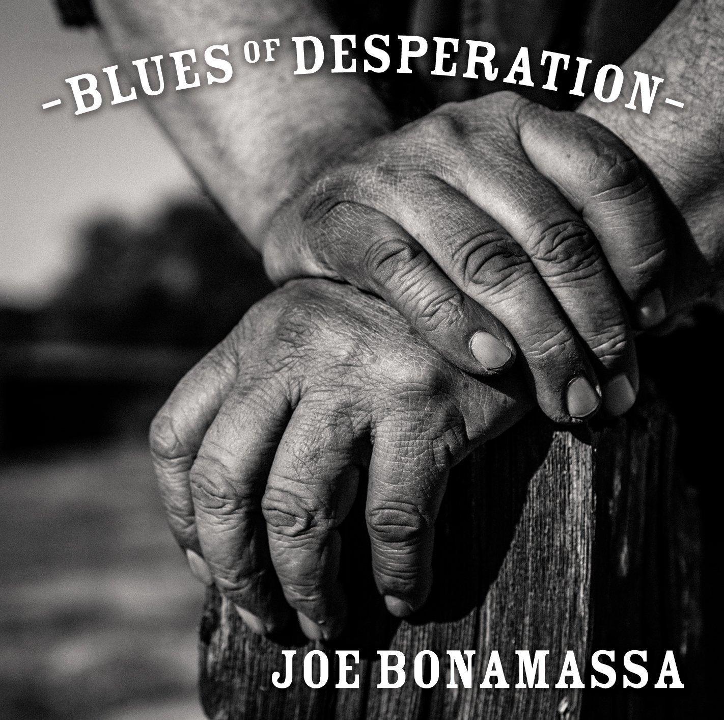 CD : Joe Bonamassa - Blues of Desperation (CD)