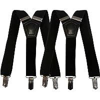 N'Ice Caps Kids 2 Piece Pack Adjustable Suspenders