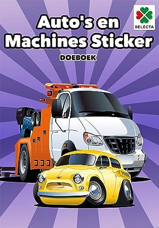 Cars Kleurplaten Games.Amazon Com Selecta Spel En Hobby 54620 Zet Je Motoren Aan