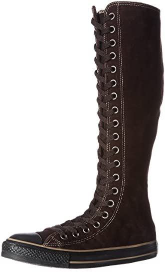 all star knee high converse boots