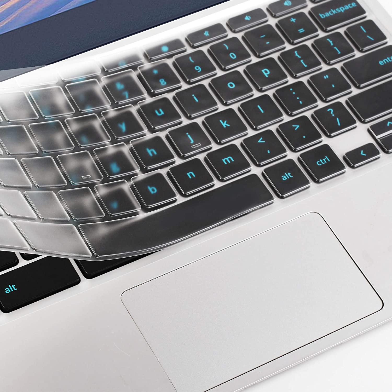 Lapogy Keyboard Cover for ASUS Chromebook Flip C434TA-DSM4T 2-in-1 Laptop 14