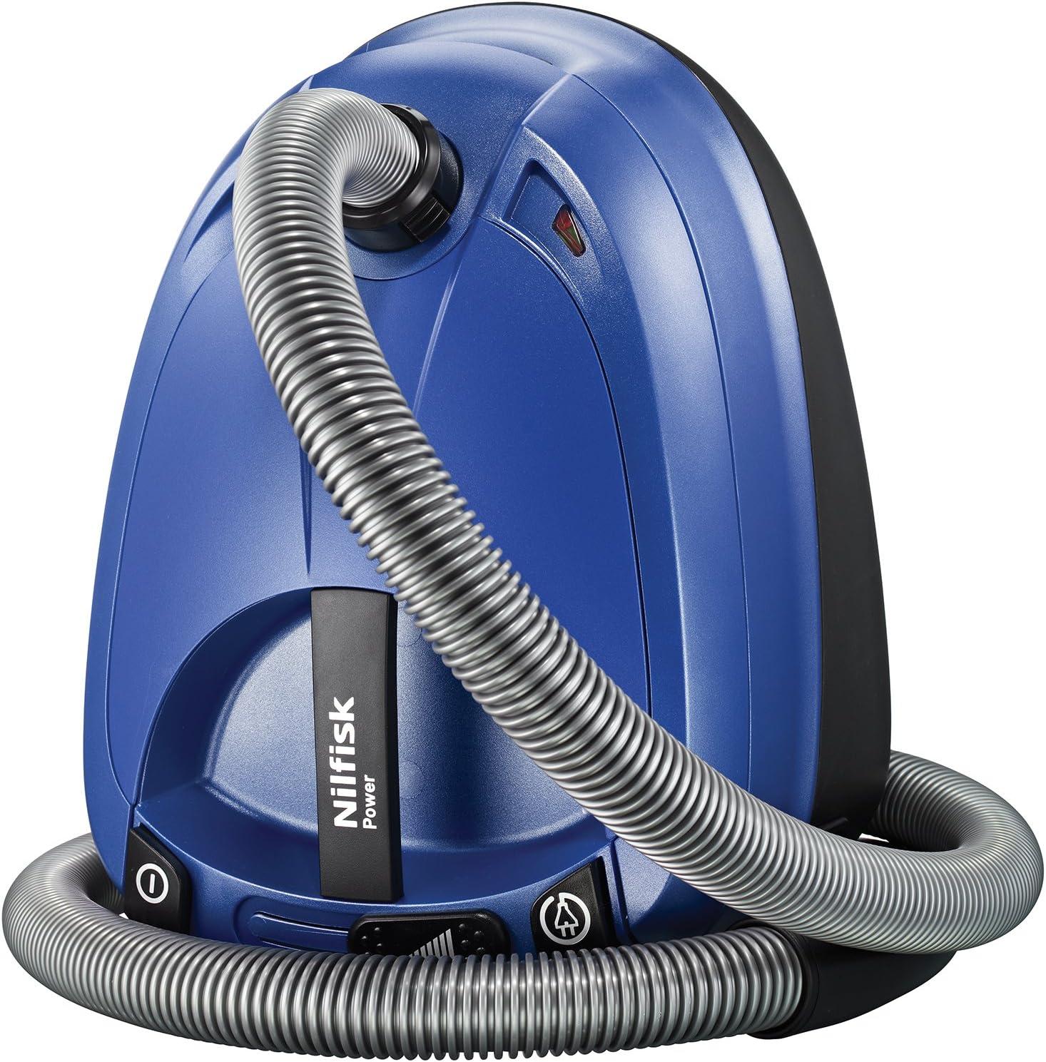 Nilfisk Power P40 - Aspirador, filtro HEPA anti-ácaros: Amazon.es ...