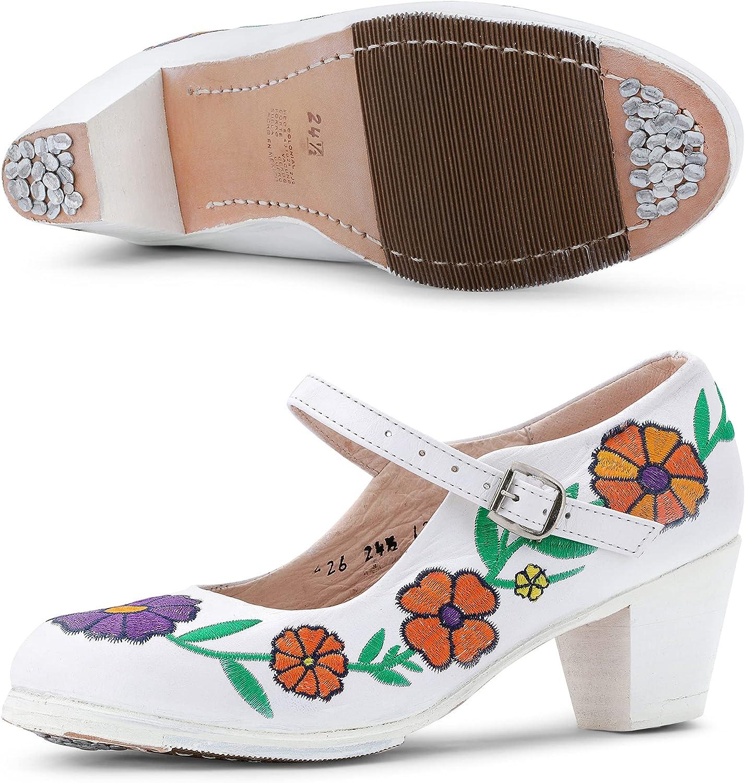 Women Folklorico Shoes