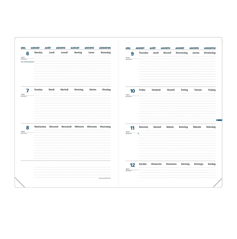 Amazon.com: Quo Vadis Impala Texthebdo 29 - Agenda escolar ...