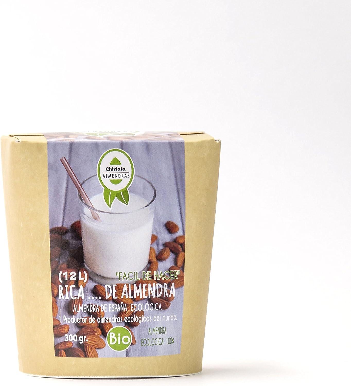 ALMENDRAS CHIRLATA Bebida ecológica de almendra BIO (12L): Amazon.es: Alimentación y bebidas