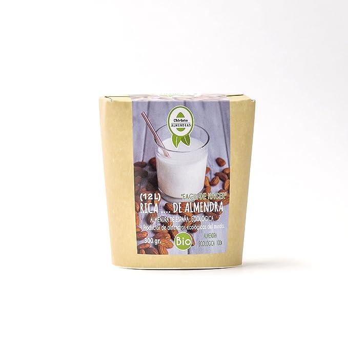 ALMENDRAS CHIRLATA Bebida ecológica de almendra BIO (12L)