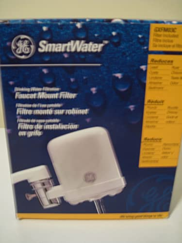 GE SMARTWATER FAUCET MOUNT FILTER