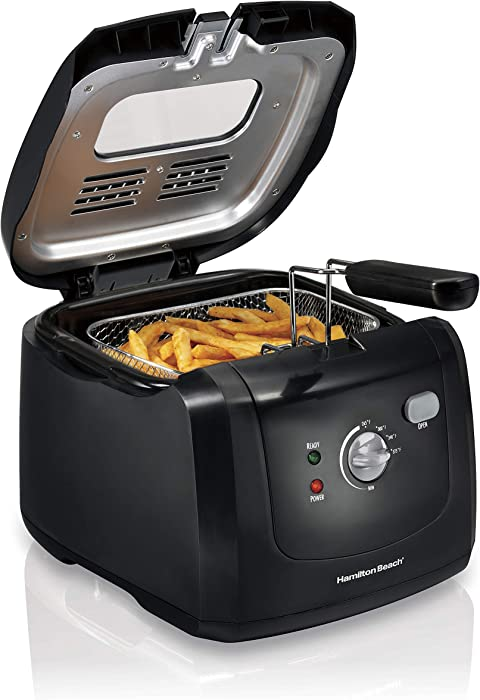 The Best Deep Fryer Hamilton Beach 35033
