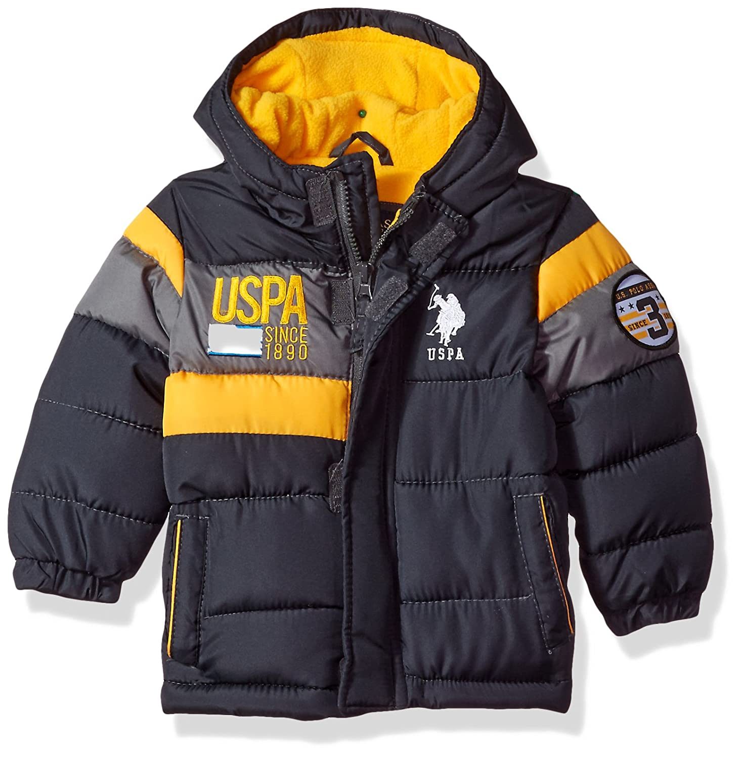 US Polo Association Baby Boys Outerwear Jacket (More Styles ...