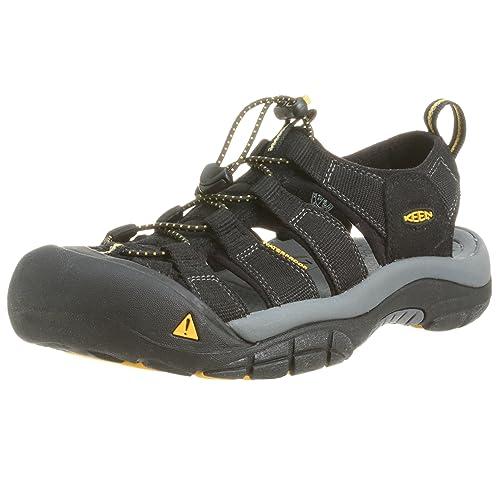 Keen Men's NEWPORT H2 Sandals, Black, ...