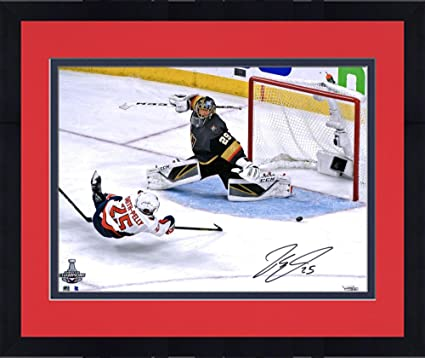 Framed Devante Smith-Pelly Washington Capitals 2018 Stanley Cup Champions  Autographed 16 quot  x 20 quot fe625ca4f