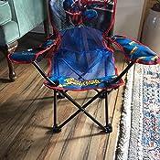 Amazon.com: Juventud silla plegable con reposabrazos y ...