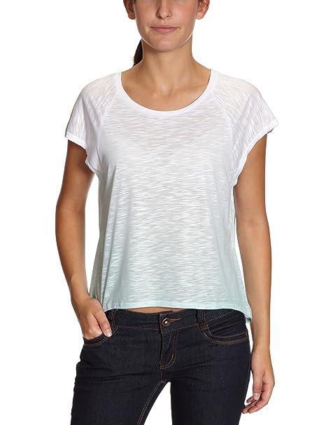 Vero Moda Moda - Blusa con cuello redondo para mujer: Amazon.es: Ropa y accesorios