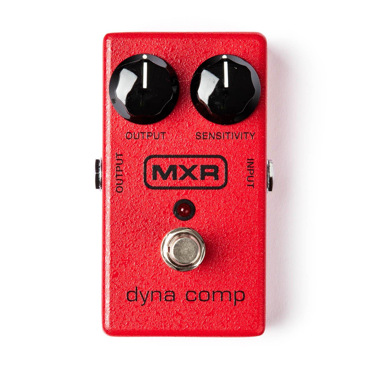 MXR Dyna Comp Compresor Pedal by MXR