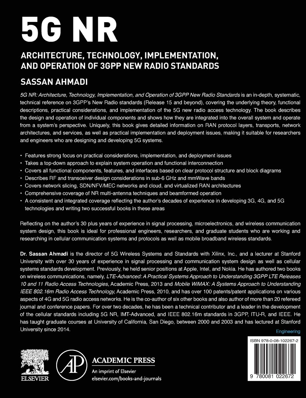 Buy 5G NR: Architecture, Technology, Implementation, and