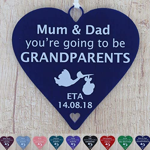 Pregnancy announcement reveal gifts youre going to be grandma pregnancy announcement reveal gifts youre going to be grandma auntie daddy negle Gallery