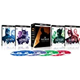 Batman 4 Film Collection (4KUHD) [Blu-ray]
