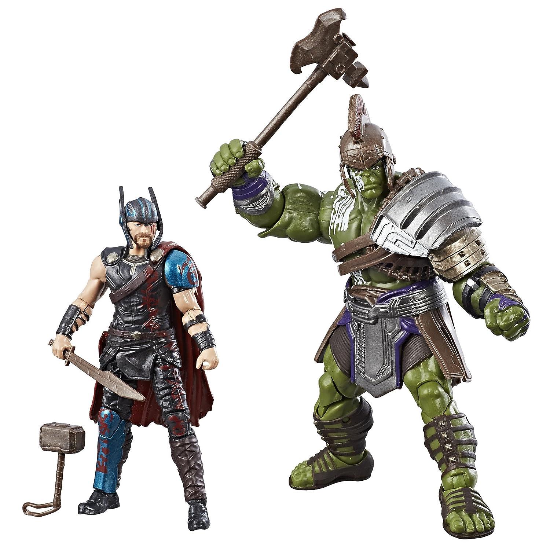 Marvel Legends Thor Ragnarok 3.75-inch Thor /& Hulk 2-Pack Hasbro C2041