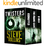 Twisters: A bundle of three pulse-pounding thrillers