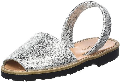 Womens Avarca Berlin Velours Rose Open Toe Sandals Minorquines 9ZET2dF