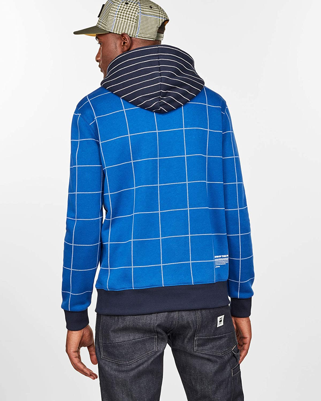 G-Star D11308 A753 Core Hodded Sweat Sweat-Shirt Homme