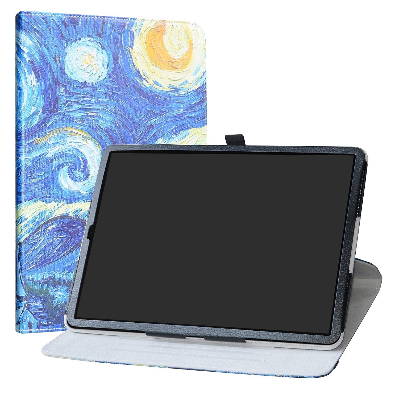 新作人気モデル iPad Pro 12.9インチ2018ケース、LabanemaプレミアムPUレザー360度回転フリップカバー(iPad Pro 12.9インチ2018タブレット用) - Pro Starry Starry Night Night B07L2N1DD7, 【驚きの価格が実現!】:2ee28b6c --- a0267596.xsph.ru