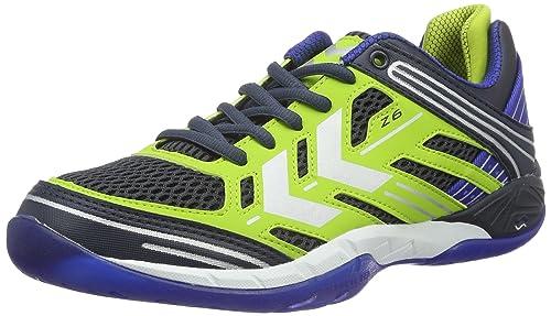 hummel Omnicourt Z6, Zapatillas Deportivas para Interior Unisex Adulto: Amazon.es: Zapatos y complementos
