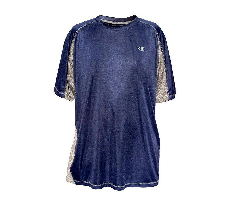 Champion Big & Tall Men& 039;s Vapor Performance T-Shirt Pieced