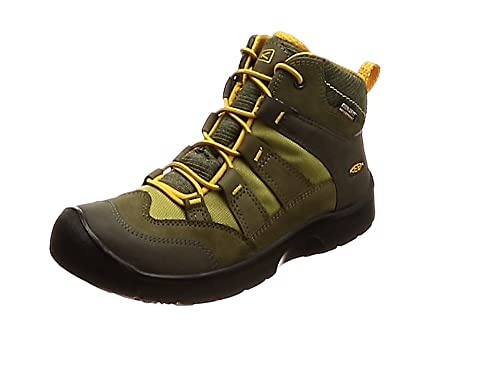 b03db15d77a518 Keen Hikeport Mid Wasserdichter Kinder Outdoor-Stiefel