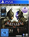 Batman: Arkham Knight - Game of the Year Edition [PlayStation 4]